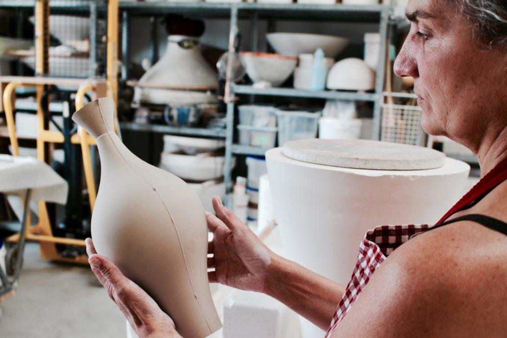 Keramik-Guss Begutachtung Ergebnis