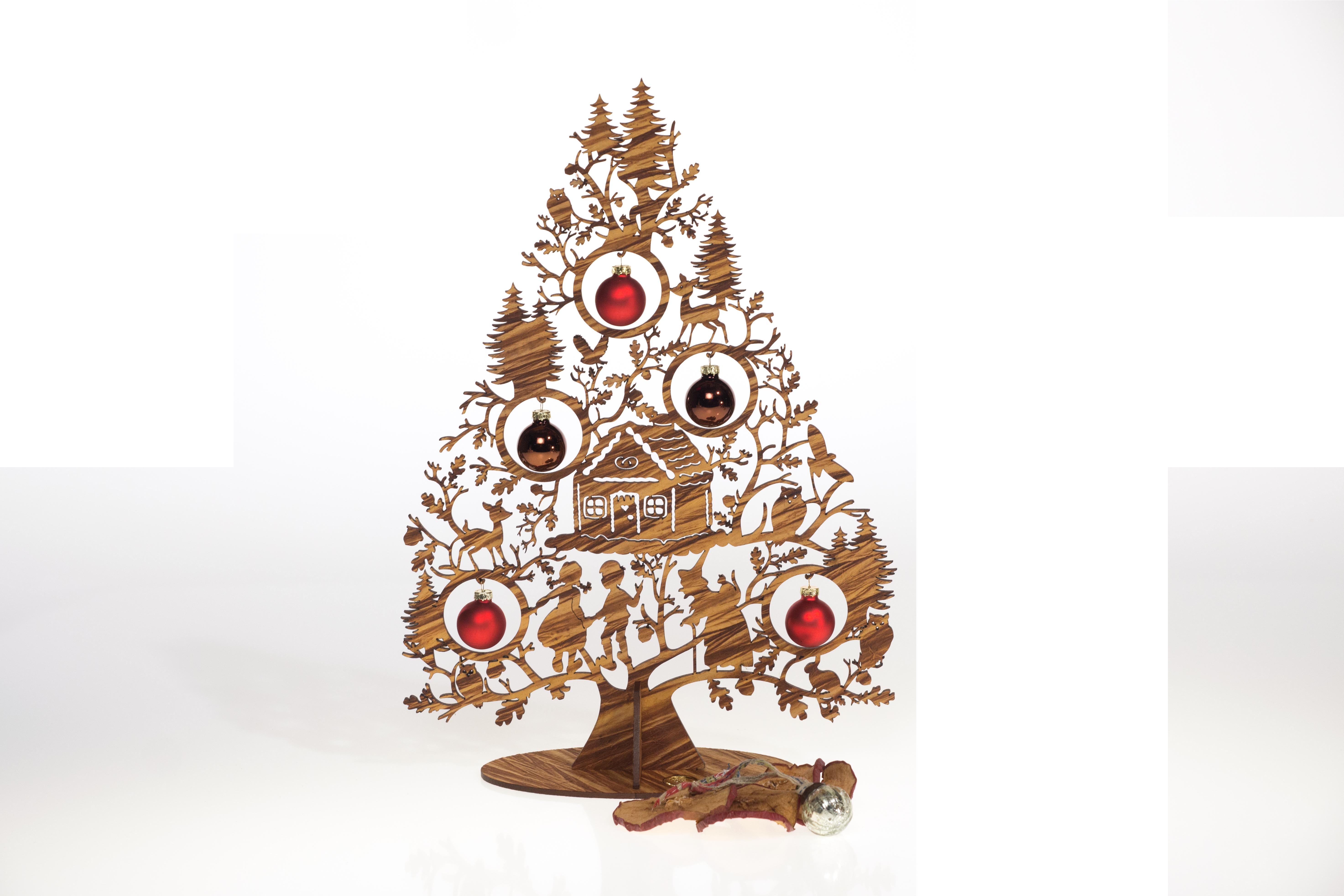 Weihnachtsschmuck: Weihnachtskerzen