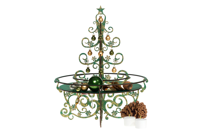 Weihnachtsschmuck: Adventskranz