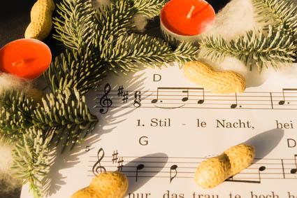 Weihnachtsbräuche - Stille Nacht, heilige Nacht