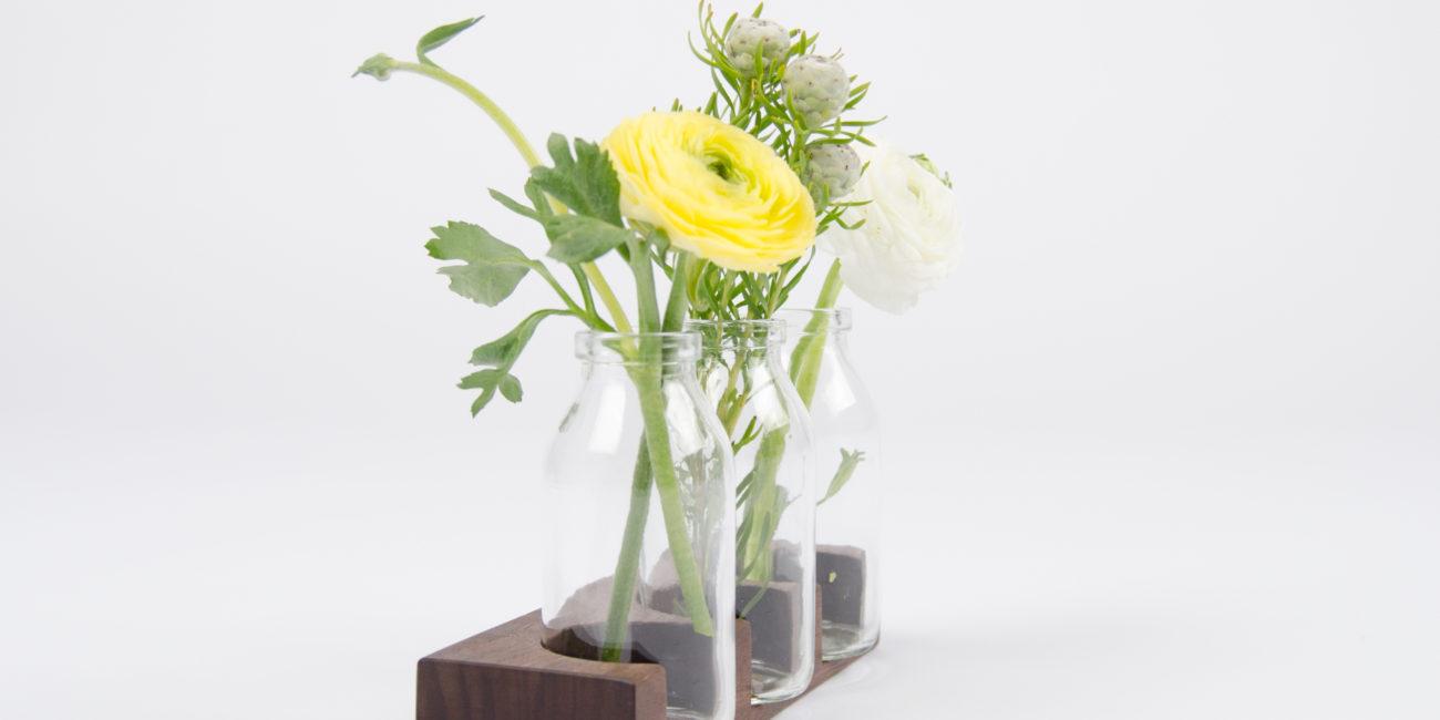 Praktische Tipps Fur Kleine Vasen Tischdeko Nahgemacht De