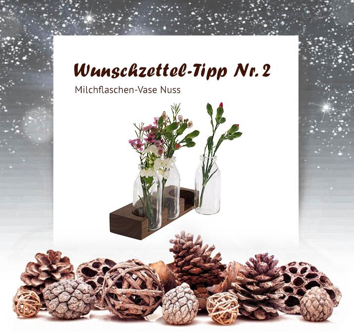 Tipp 2: Wunschzettel Weihnachten