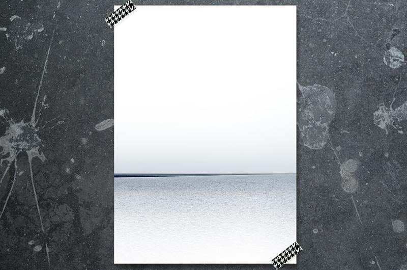 Geschenkideen: Wandbild A3 Meer