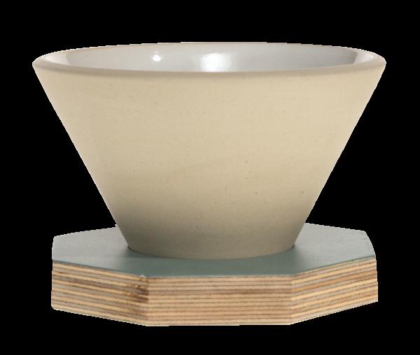 Coffee Dripper Keramik - Grün
