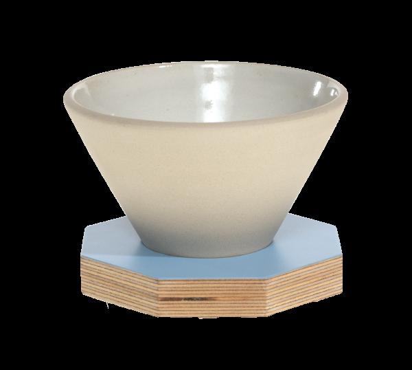 Coffee Dripper Keramik - Blau
